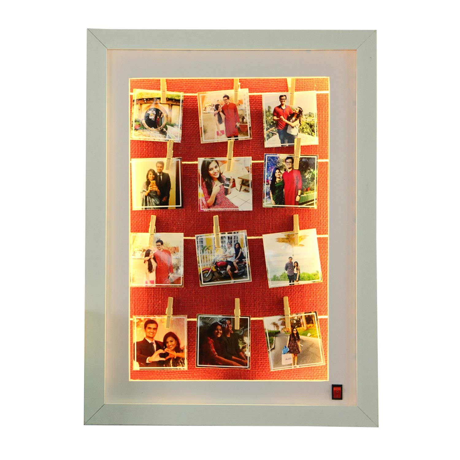 Best Personalised LED Frame